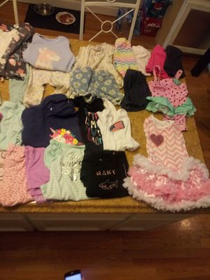 Photo 18 month girl clothes and shoes