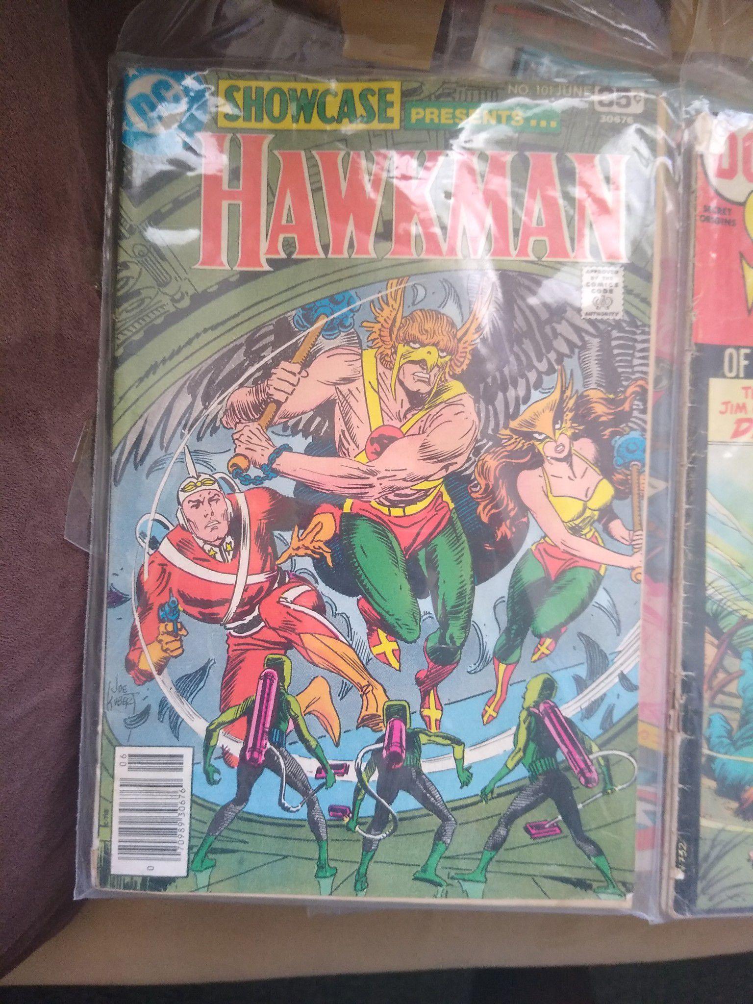 RARE FIND HAWKMAN
