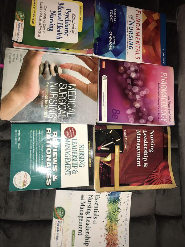 Nursing Textbooks Valencia College Program Graduate For Sale In