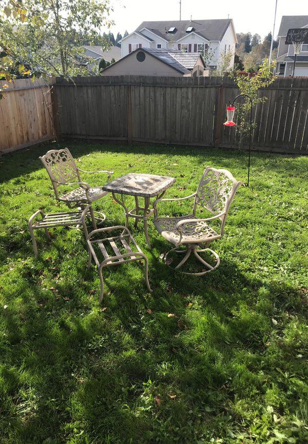 Patio Set For Sale In Auburn Wa Offerup
