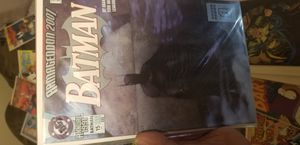 Batman comics high quality white pages for Sale in Las Vegas, NV