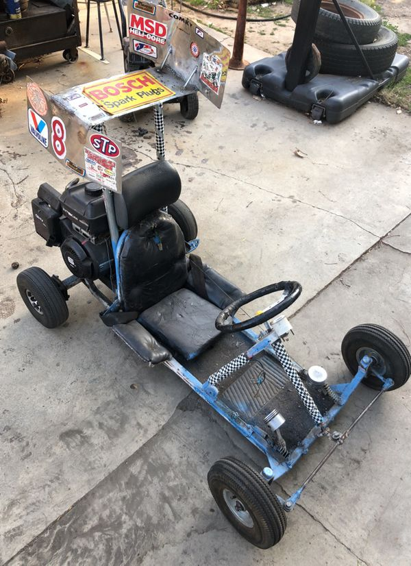 Old school vintage go kart! (Motorcycles) in Cypress, CA - OfferUp