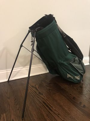 Green Ping Stand Bag for Sale in Chicago, IL