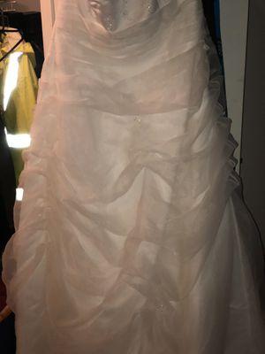Bridal gown SZ 20 for Sale in Manassas, VA