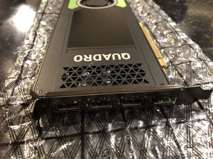 Workstation Graphics Card, PNY M4000, 8GB DDR5 for Sale in Orlando, FL