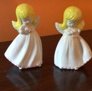 Angel figurines (pair) for Sale in Silver Spring, MD