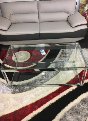 Glass coffee table for Sale in Alexandria, VA