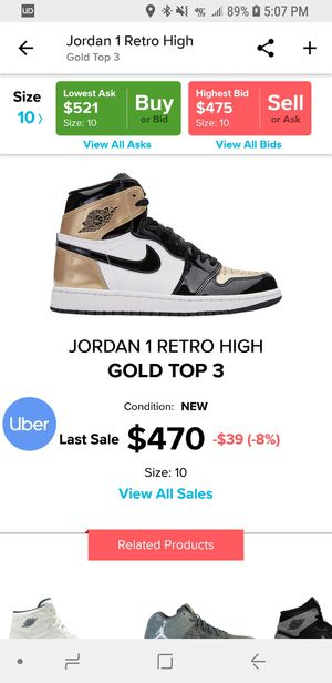 on sale 11679 990ce New and Used Jordan 1 for Sale in Houston, TX - OfferUp