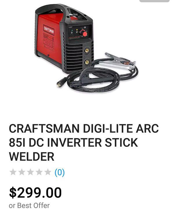 Craftsman Digi-lite/Arc 85i for Sale in Vancouver, WA - OfferUp