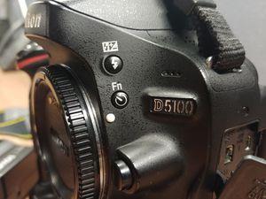 Nikon D5100 DSLR for Sale in Washington, DC