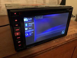 Photo Pioneer CD/USB/AUX/DVD/BLUETOOTH/SIRIUS XM/NAVIGATION/GPS car radio