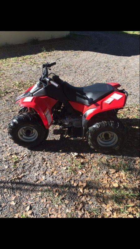 Lt 80/lt80/80cc/4 wheeler/Suzuki lt80 for Sale in Tampa, FL - OfferUp