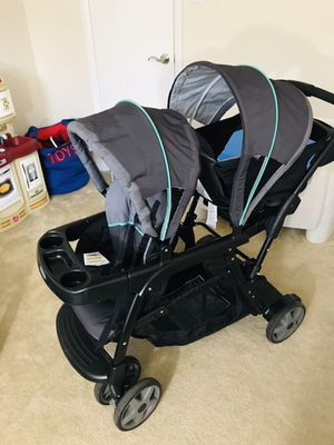 2-Seat Baby Stroller for Sale in Germantown, MD