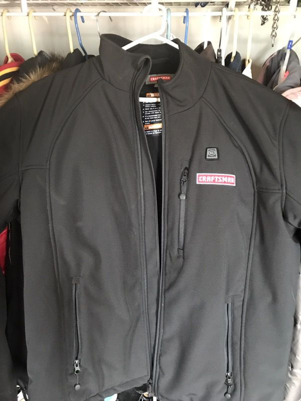 Craftsman Xl Heated Jacket New For Sale In Homer Glen Il Offerup