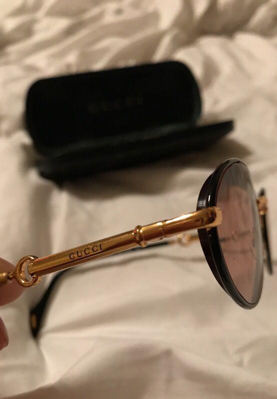 da6f8a37726 Genuine Vintage style GUCCI RX eyeglasses for Sale in Houston