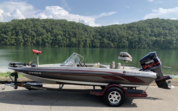 Must see! ranger reata 180vs fish and ski great boat!