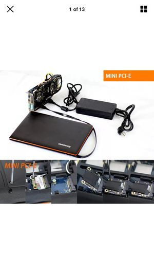 EXP GDC Laptop External Independent Video Card Dock / Laptop Docking Station (Mini PCI-E for Sale in Capitol Heights, MD