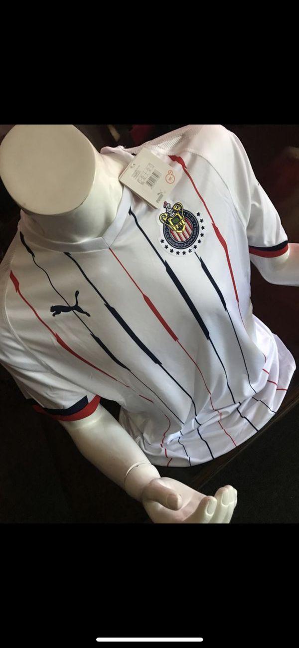 9c7763029 Chivas away jersey 2018 for Sale in Lynwood