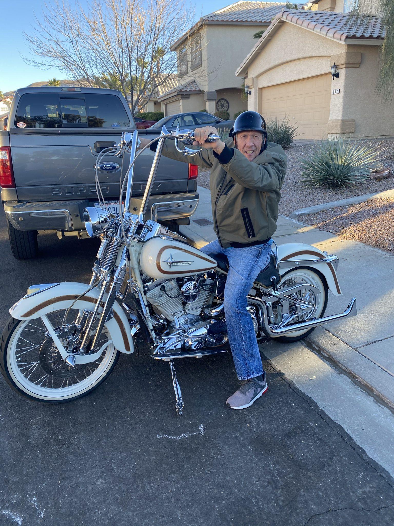1998 Harley Davidson Springer