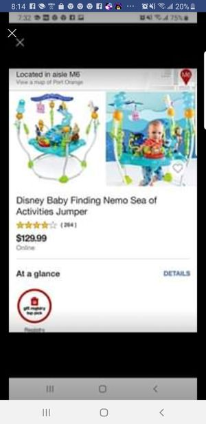 a290c335b39 New and Used Finding nemo for Sale in Altamonte Springs, FL - OfferUp