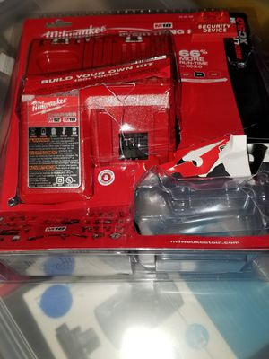 Milwaukee battery charger for Sale in Germantown, MD