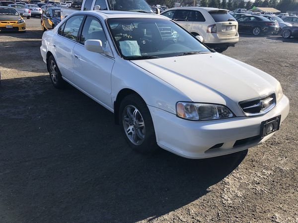 2000 Acura Tl 3.2 >> 2000 Acura Tl 3 2 Clean Title Mechanic Special For Sale In Martinez Ca Offerup