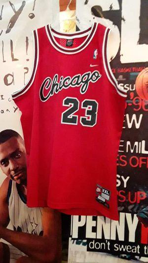 Photo Michael Jordan vintage Jersey Nike