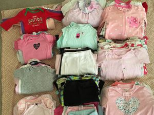 6 moths baby clothes for Sale in Silver Spring, MD