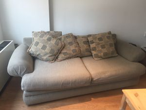 LAST MINUTE SALE!! Super comfortable 4-seat sofa in excellent condition for Sale in Washington, DC
