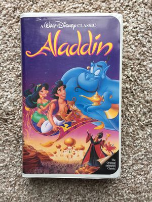 Photo A Walt Disney Classic collectible. Black Diamond. The Original Animated Classic! Vintage VHS. Like New condition.