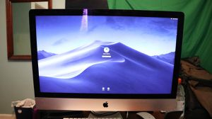 Apple iMac 5K (Late 2015) 8gb ram, 1TB fusion drive for Sale in North Bethesda, MD