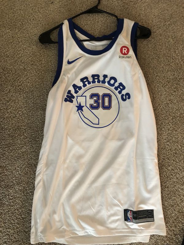 new concept e5a0c 45154 Stephen Curry Golden State Warriors Jerseys, size Large for Sale in San  Ramon, CA - OfferUp
