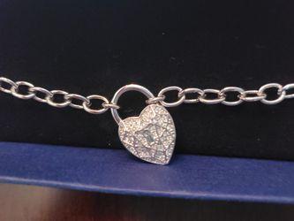 Swarovski Hart bracelet Thumbnail