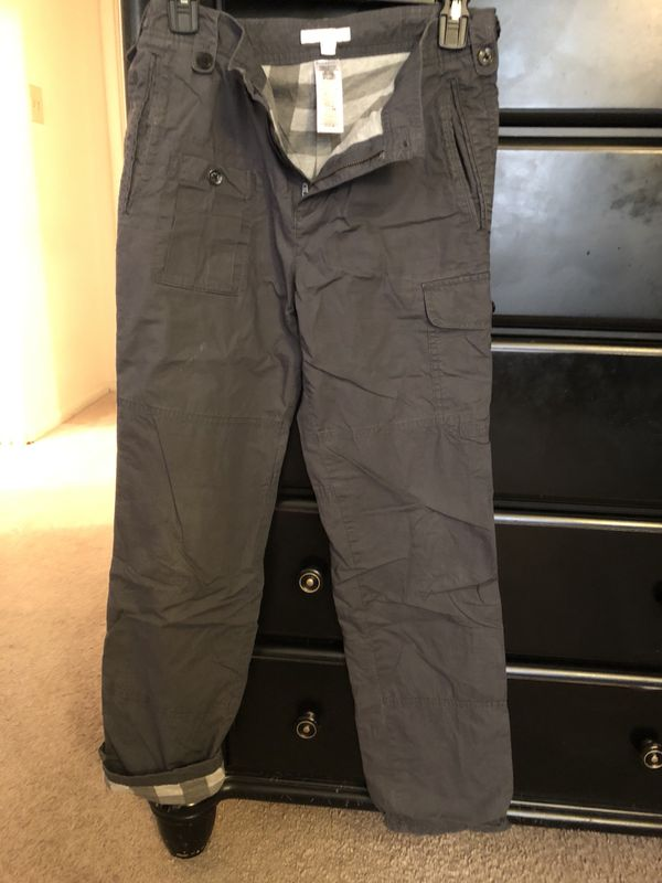 91eac384b58d Boys size 14 Burberry pants for Sale in Columbia