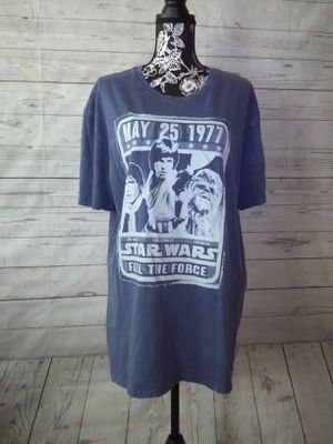 New Beautiful Star Wars Shirt , Men's size XL ( New with tag ) for Sale in Frederick, MD