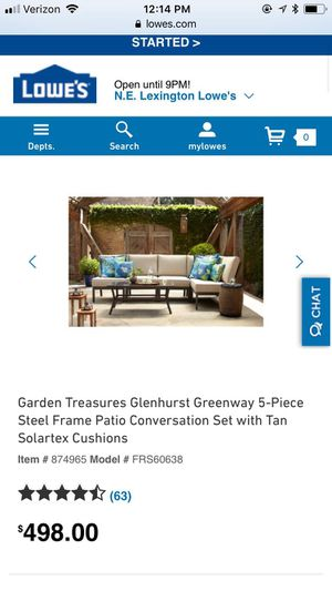 Patio Furniture For In Lexington Ky