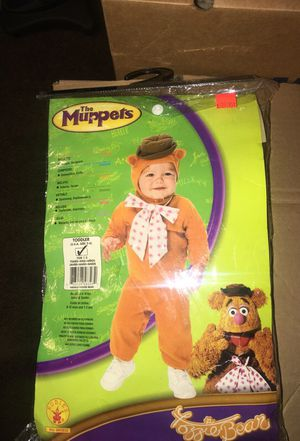 Muppet costume size 2-4 toddler for Sale in Phoenix, AZ