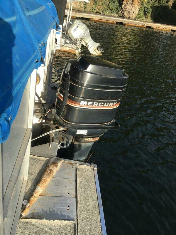 90 Hp Mercury Outboard >> 1985 90hp Mercury Outboard For Sale In Belmont Ca Offerup