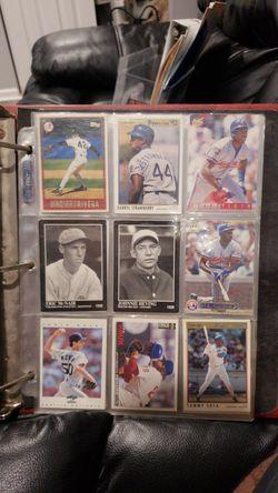 Sale or Trade Baseball, Football and Basketball Cards Thumbnail