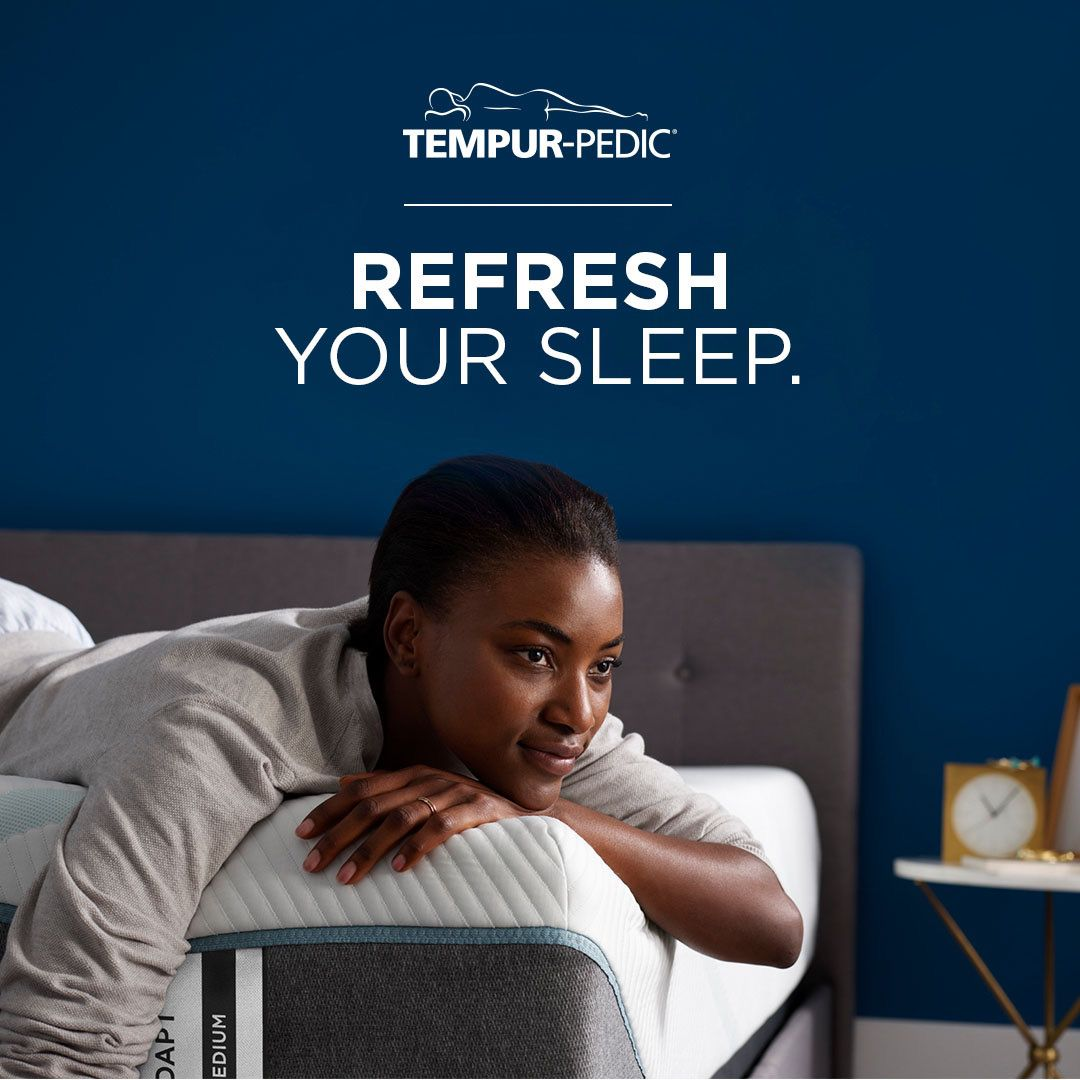 Ever tried Tempurpedic! See why people never go back!
