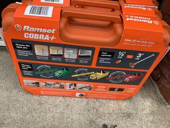 Ramset cobra plus Thumbnail