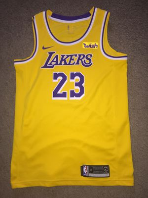 best sneakers 4baa1 1b57a New and Used Lakers jersey for Sale in Phoenix, AZ - OfferUp