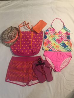 Girls Beachwear Thumbnail