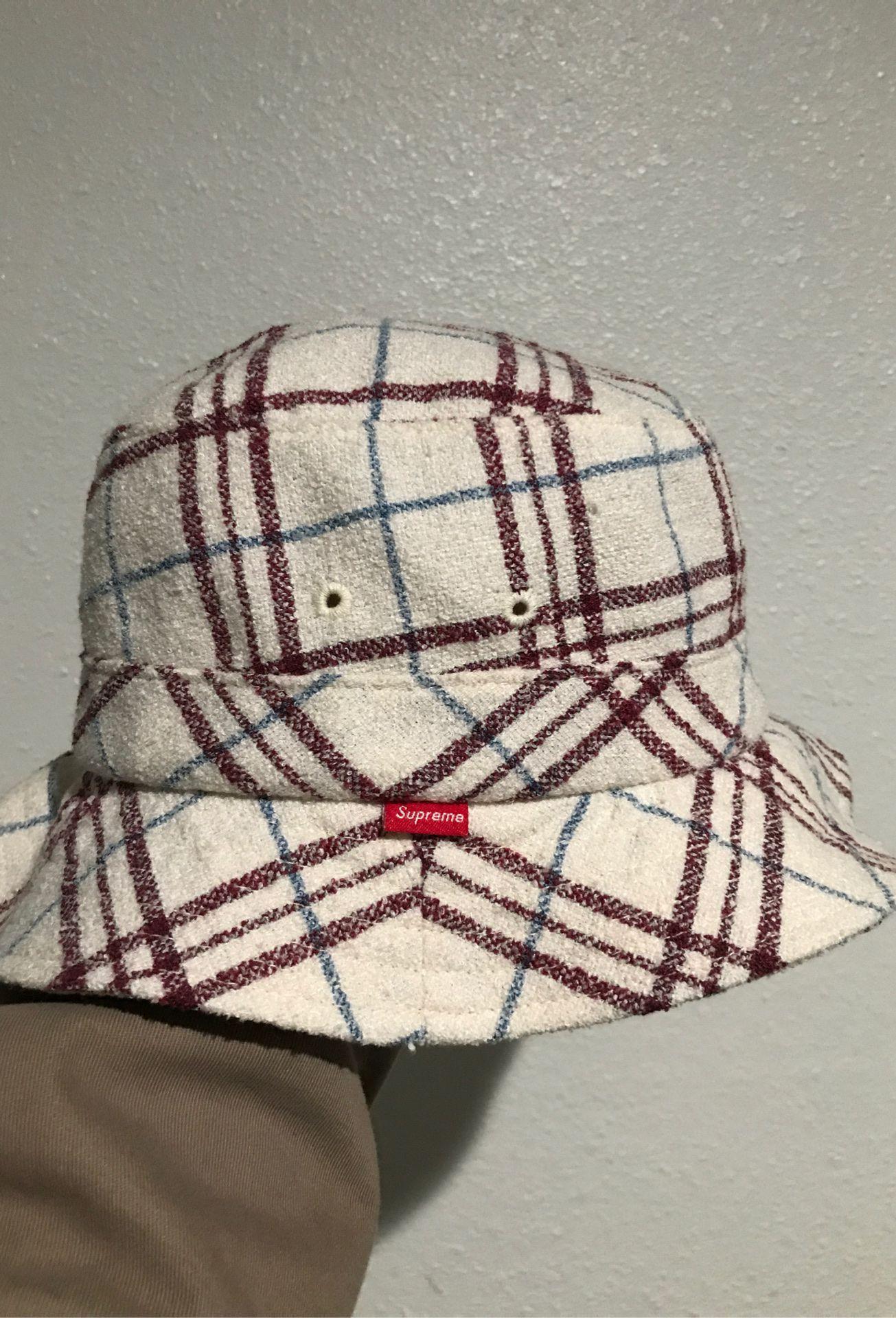Supreme bucket hat vintage rare