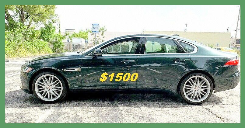 🍏🌏Special price reduced 🎁For sale🎁 2016 Jagua r