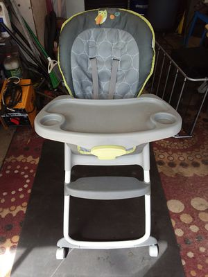 Photo Baby 3 in 1 High Chair