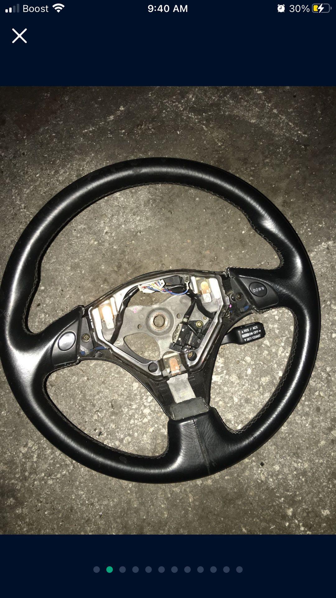 Is300 Interior Parts