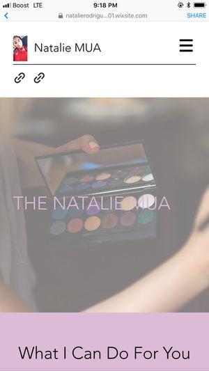 Makeup Artist for Sale in Arlington, VA