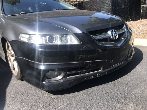 2007 2008 Acura Tl Type S Grill