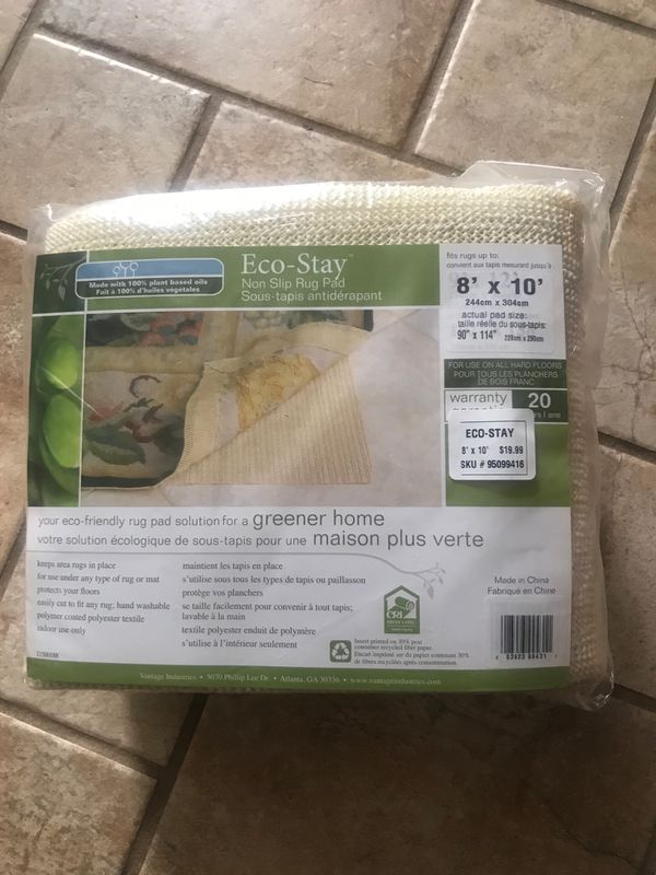 Non Slip Rug Pad 8x10 For Sale In Fayetteville Nc Offerup